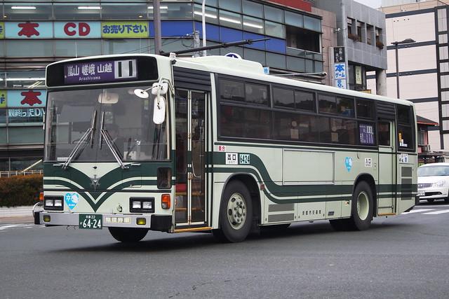 2013/12/27 京都市交通局 6424