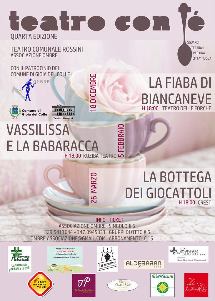 teatro con tè