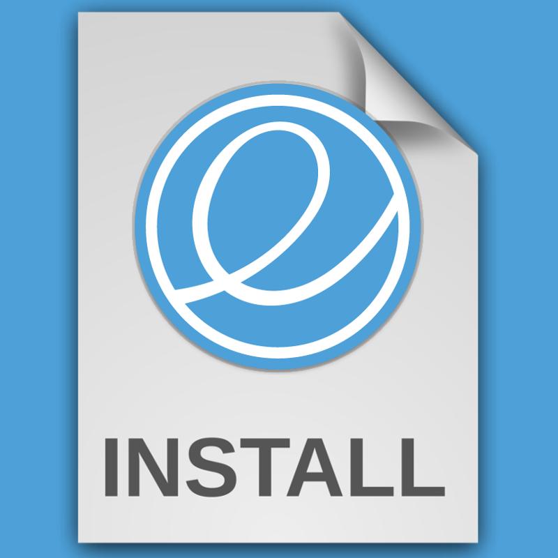 การติดตั้ง Elementary OS 0.4 Loki
