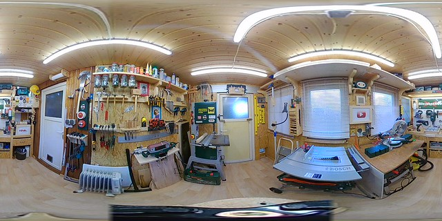 Meine kleine Werkstatt