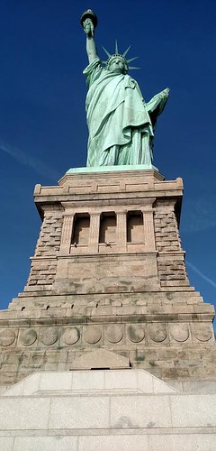 Statue of Liberty 2017 January