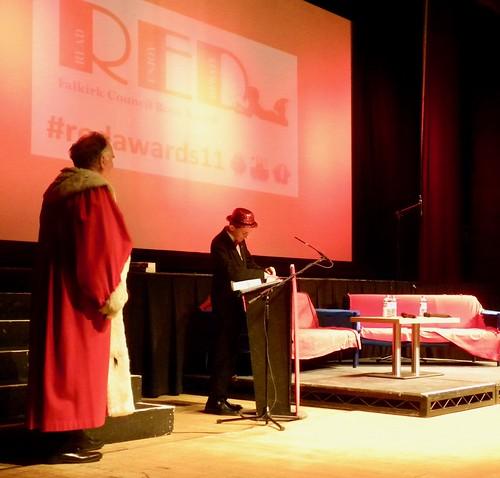 RED award