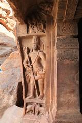 Cave 1. Dwarapalaha