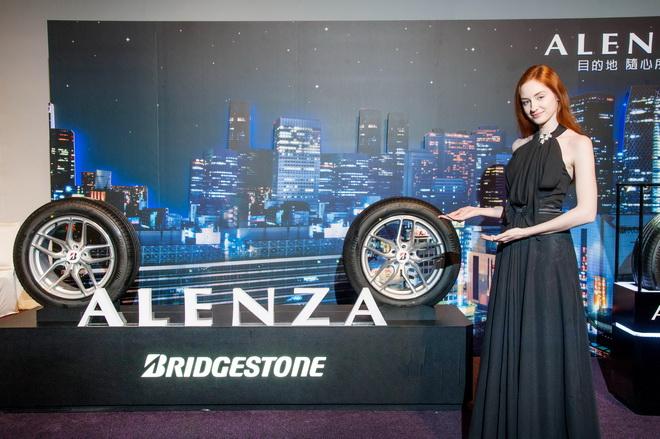 ALENZA專為頂級SUV設計的旗艦輪胎-2