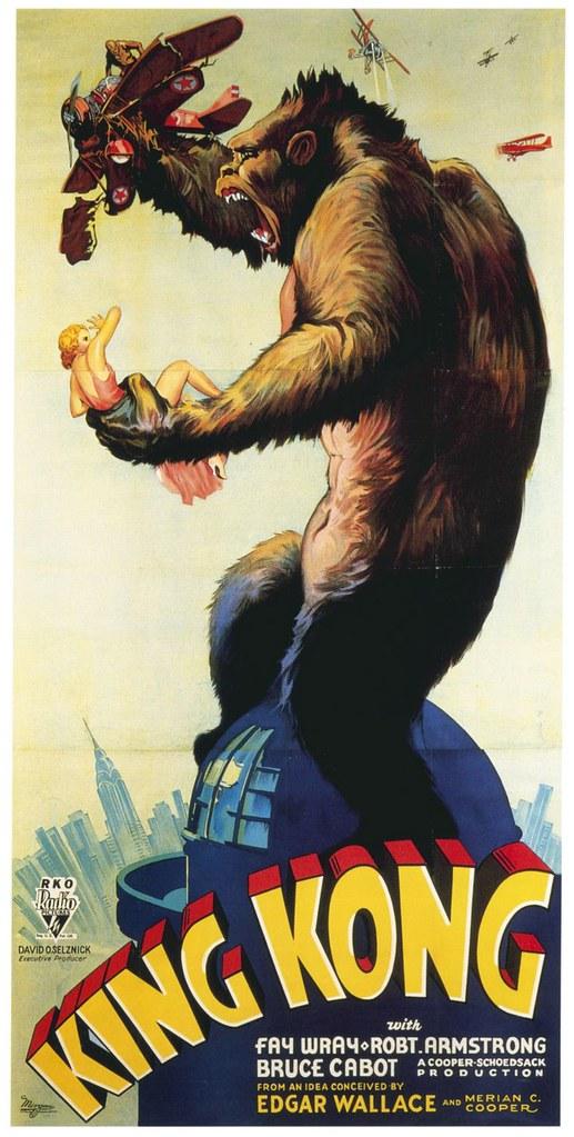 King Kong - 1933 - Poster 8