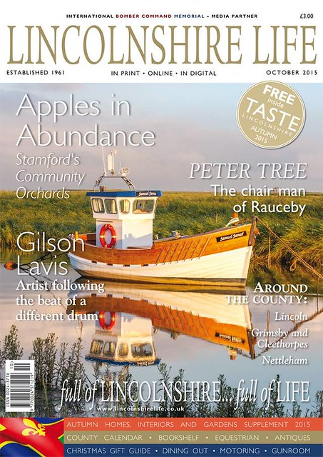 Lincolnshire life, October issue, 2015, Nikon D7100, Billy Clapham