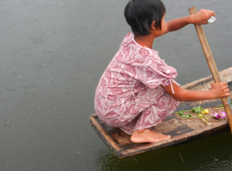 Мьянма, озеро Инле