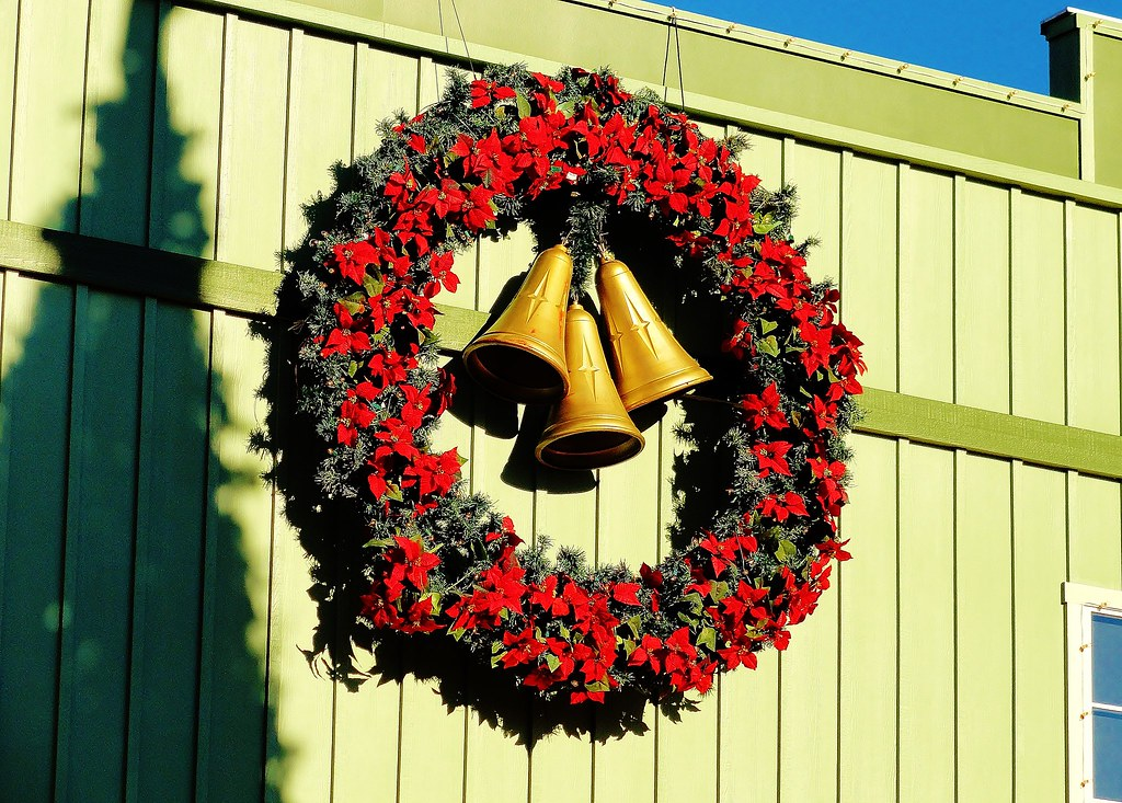 christmas bells are ringing by olin gilbert