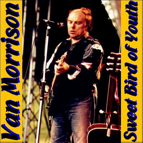 VAN MORRISON - Sweet Bird Of Youth (front)