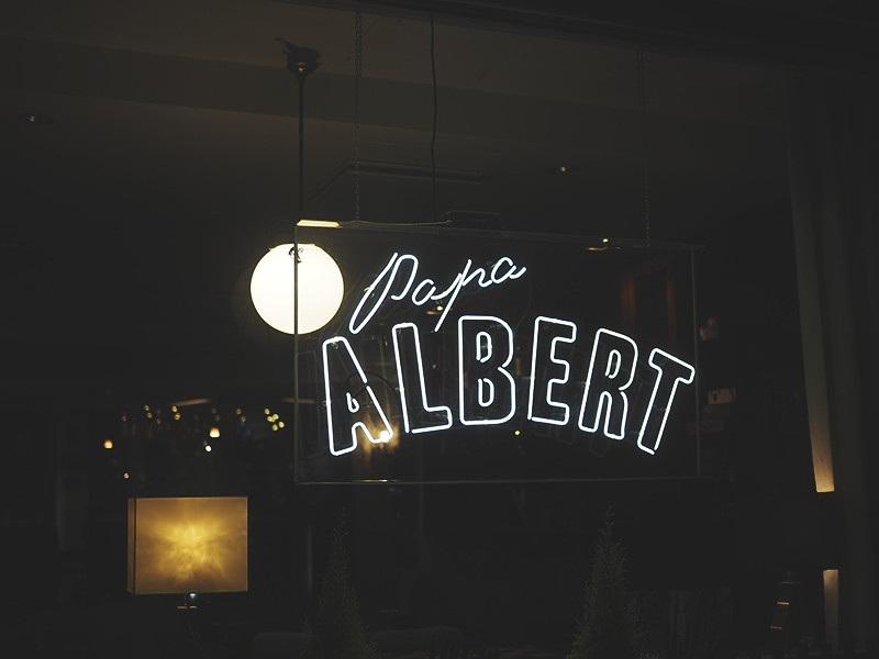 PAPA ALBERT