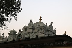 Vimanam of Sri Vadiraja Teerha Vrindavan