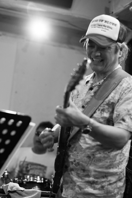 MARKEY'S BLUES PROJECT live at Golden Egg, Tokyo, 28 Jan 2017 -00082