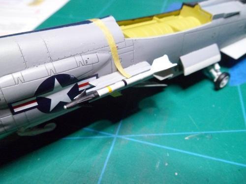 Pas-à-pas : Vought F-8E Crusader [Academy 1/72] - Page 3 31804537831_5bc96fa31a_o