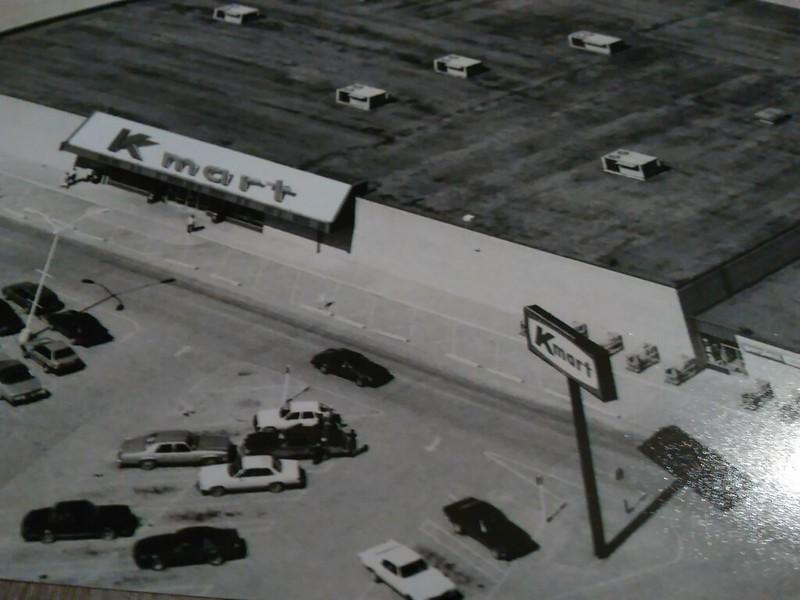 Kmart in Harlan KY -- 1984