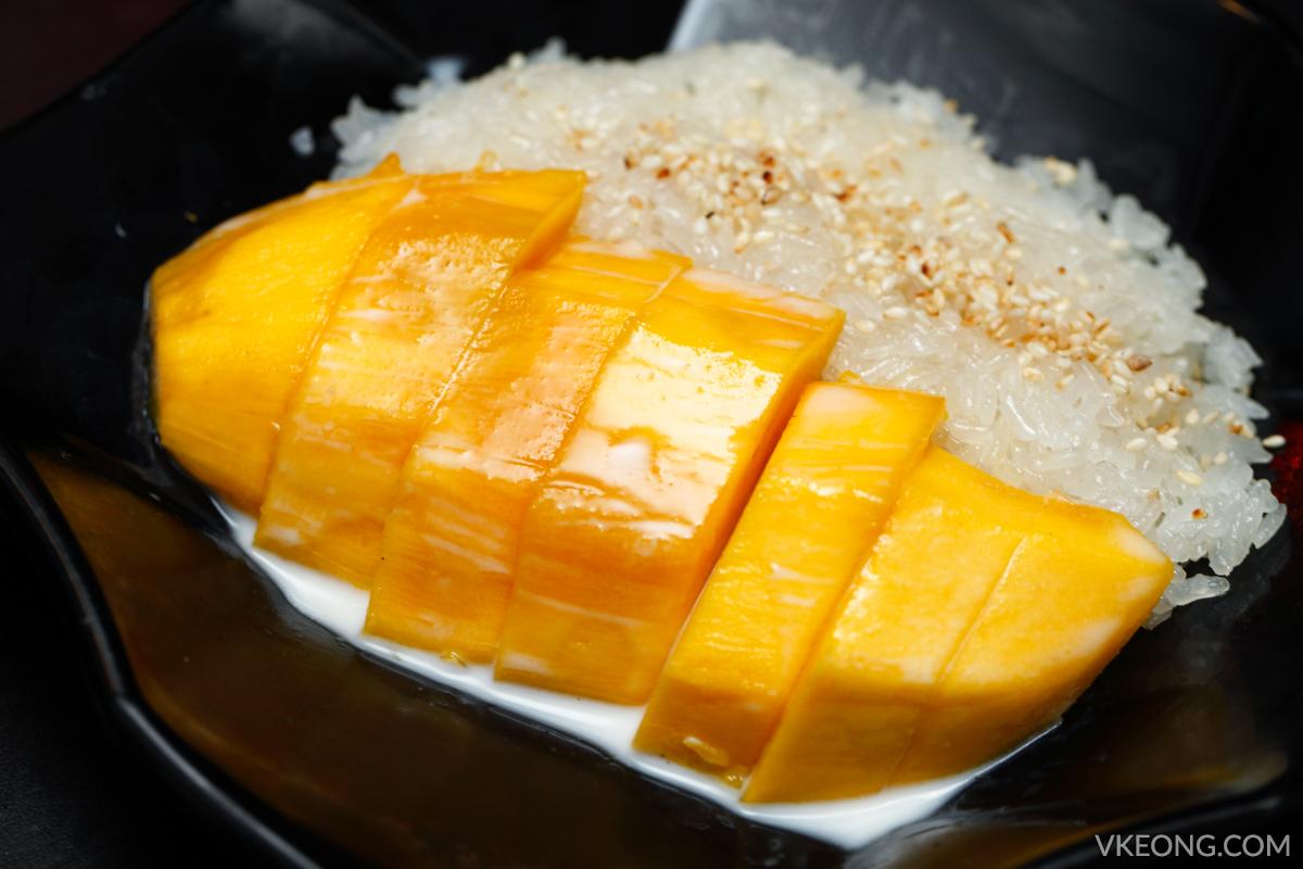 Soi 55 Mango Sticky Rice