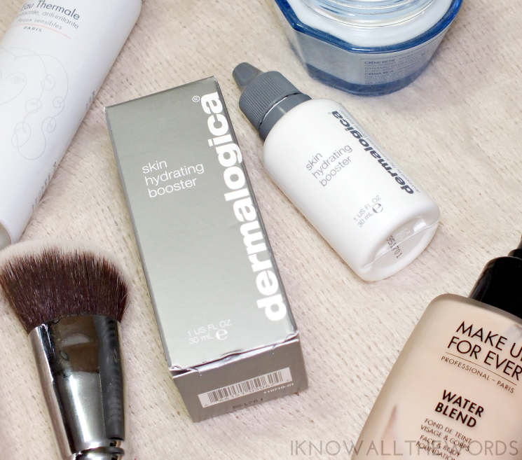 Beauty Booster dermalogica skin hydrating booster