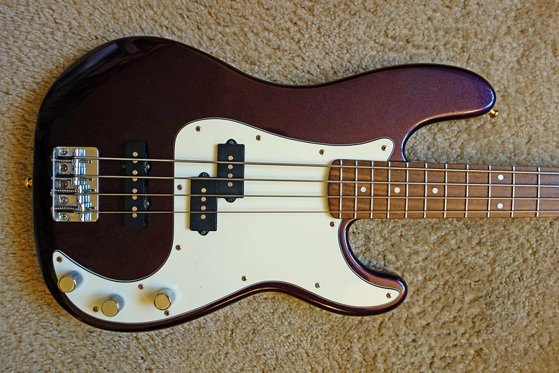 standard p&l format  Squier Standard P-Bass Special | Squier-Talk Forum