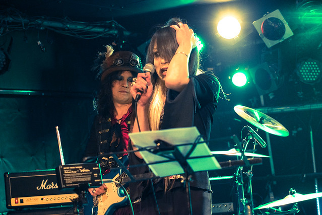 Vintage Rock Night jam session at ShowBoat, Tokyo, 01 Feb 2017 -00379