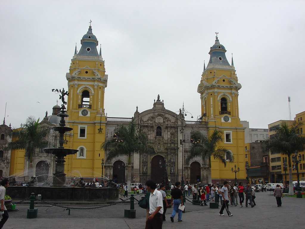 vagamundos 2004 Perú Lime