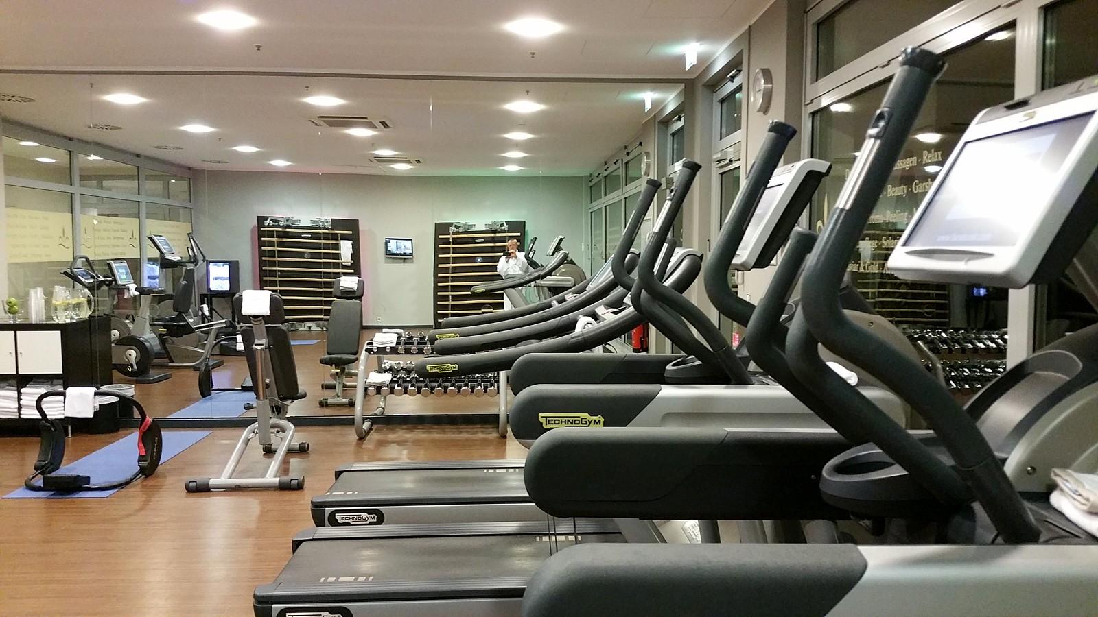 FitnessArea Hotel Palace Berlin