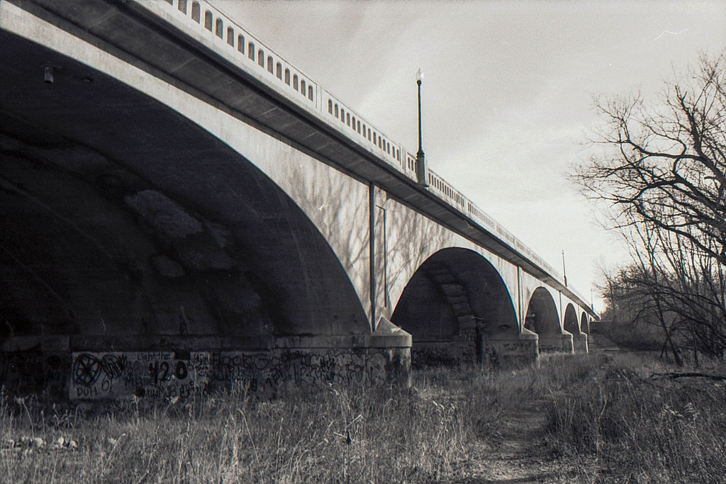 Meridian St. Bridge