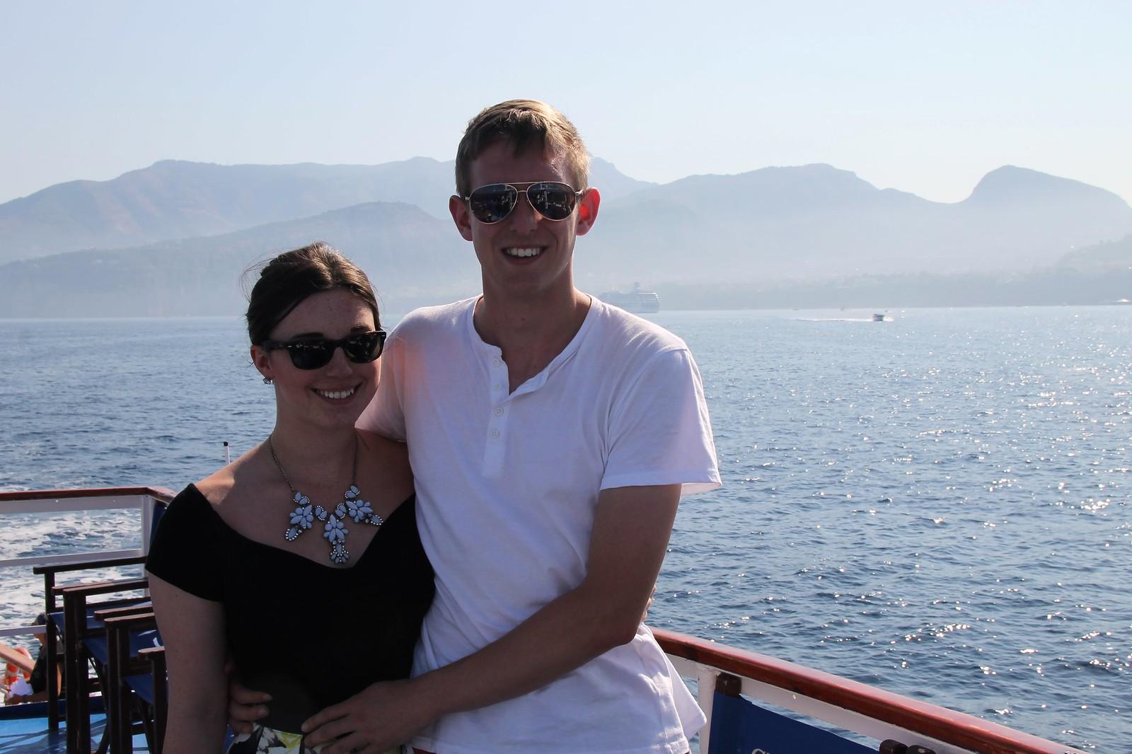 Positano Capris Italy travel blogger UK