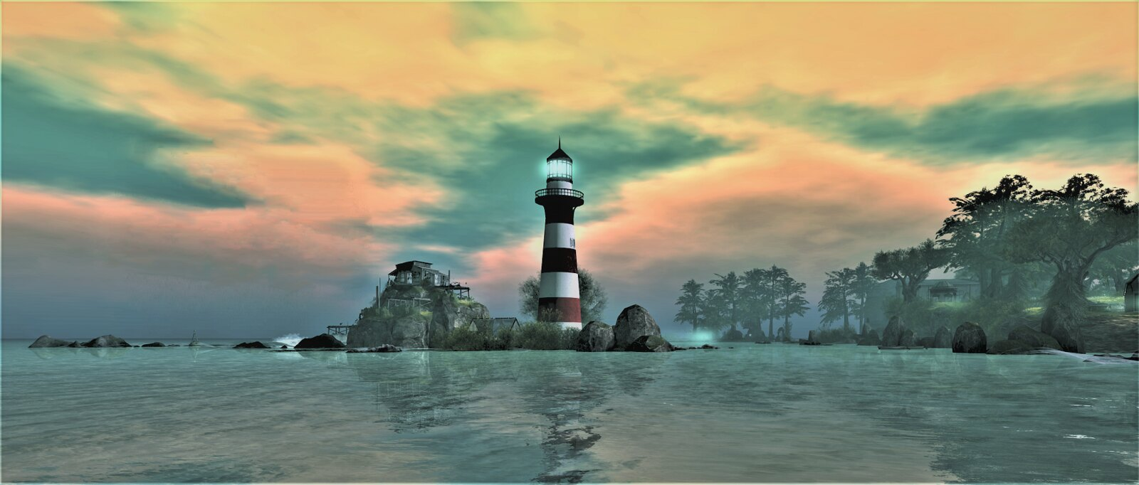Madame Reve Lighthouse