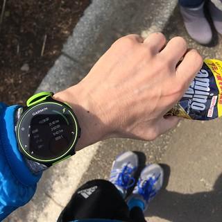立川シティハーフマラソン 2017