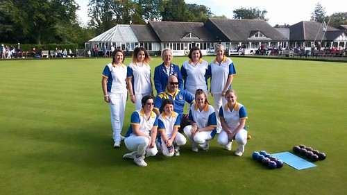 Amy Rose Team 2015 | by Bowls Oxon