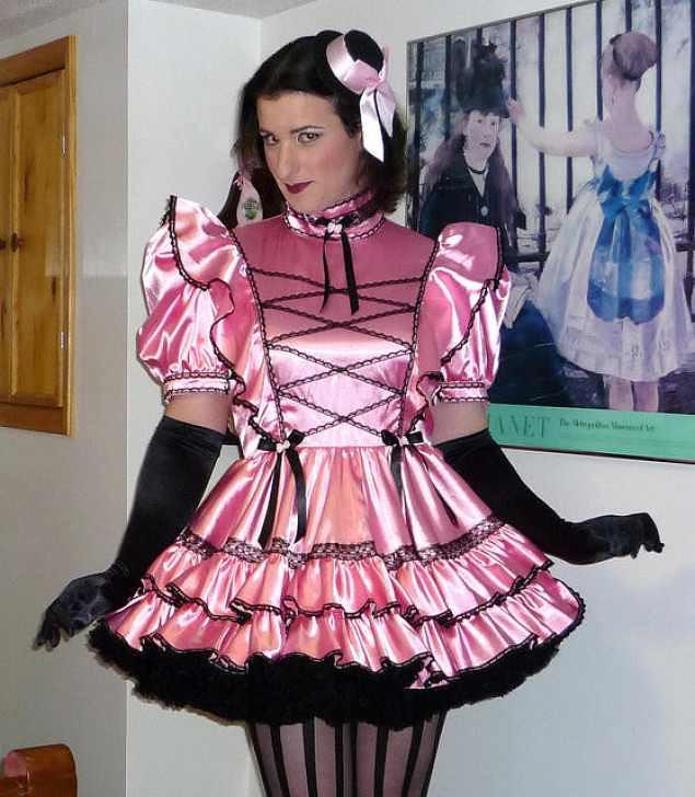 christine bellejolais the perfect sissy steve ellis