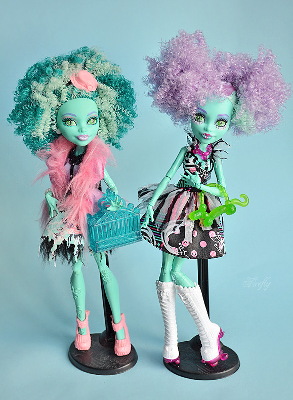 monster high style