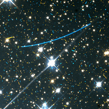 VCSE - Mai kép - Archív Hubble Űrtávcső felvétel