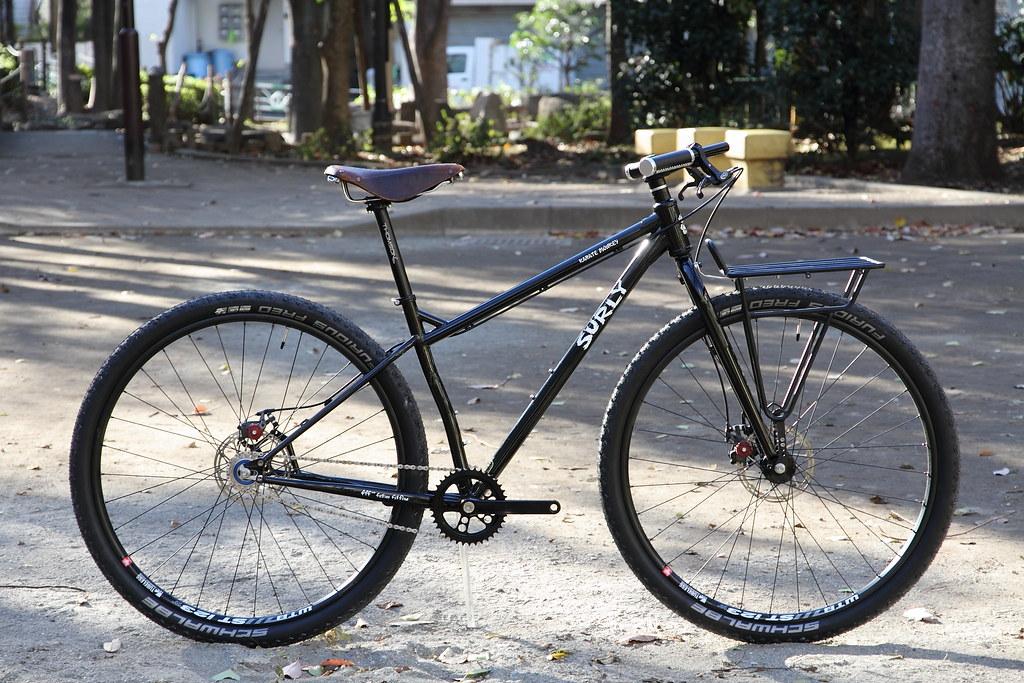 Surly Karate Monkey Complete Bike Surly Karate