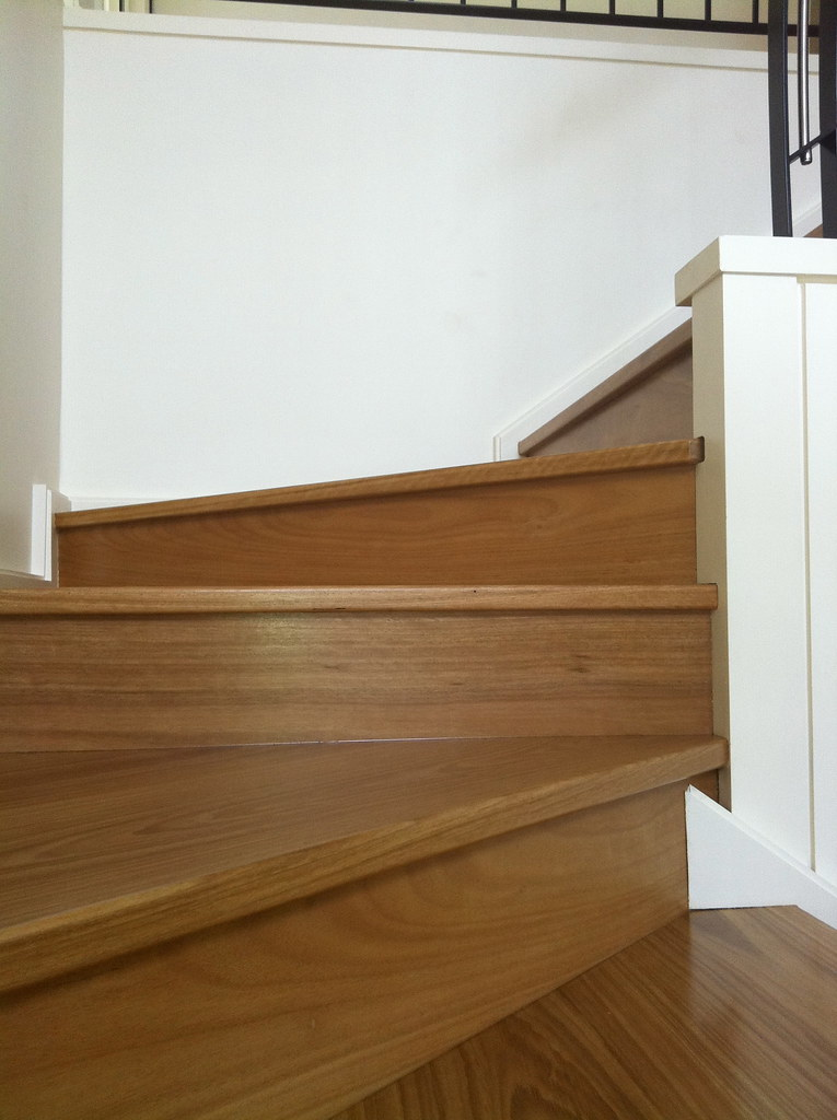 ... Sydney Staircase Renovation   By Timber Floors Pty Ltd
