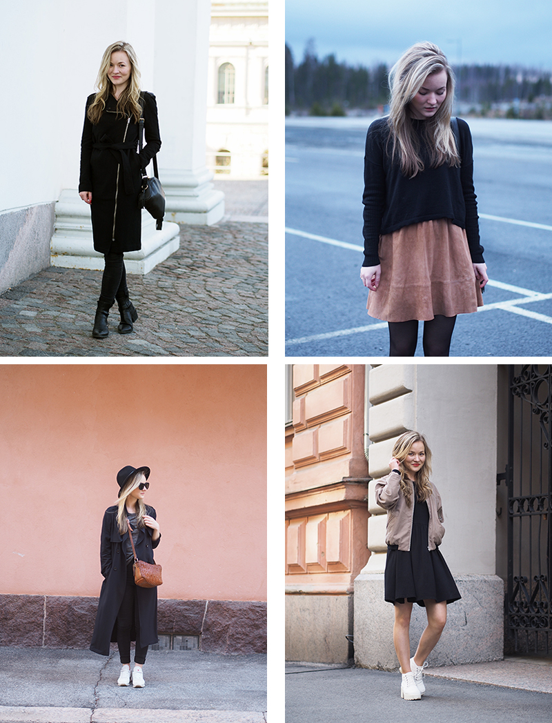 spring outfits // ida365.fi