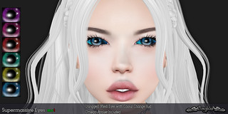 ~SongBird~ Supermassive Eyes | by ~SongBird~ In Second Life