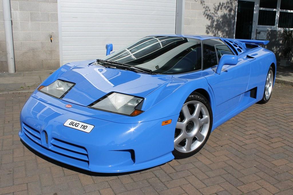 Bugatti eb110 for sale