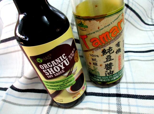 Shoyu & Tamari sauce
