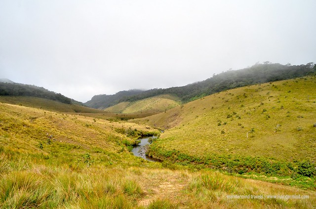 Spectacular View at Horton Plains National Park