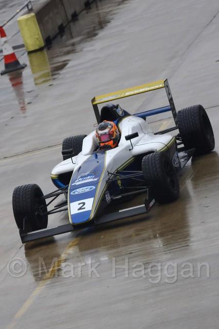 BRSCC Junior Series Winter Testing 2017