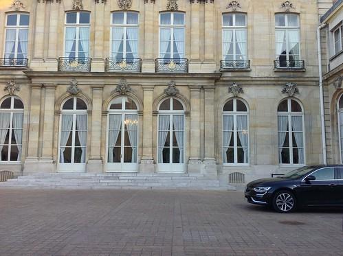 Hôtel de Brienne / Ministère de la Défense