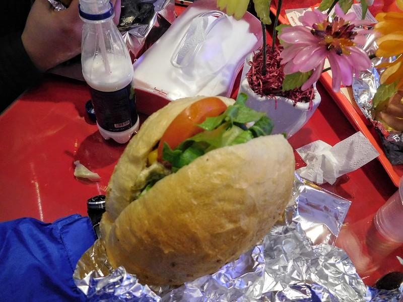 Иранские гамбургеры