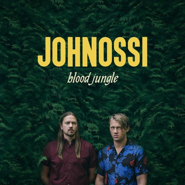 Johnossi - Blood Jungle