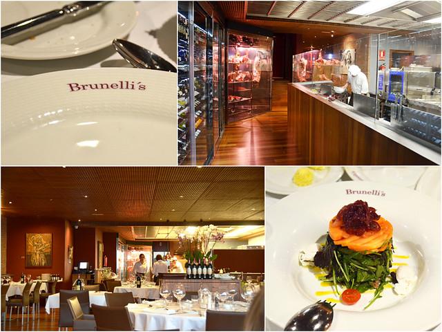 Brunelli's Steakhouse, Punta Brava, Tenerife Montage 2