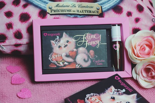 Sugarpill Fancy Feline review (5)