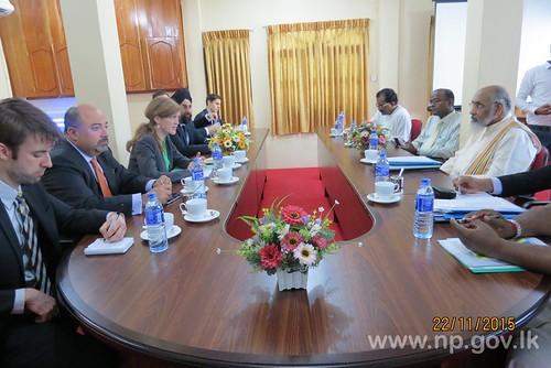 US Ambassador to UN meets Chief Minister