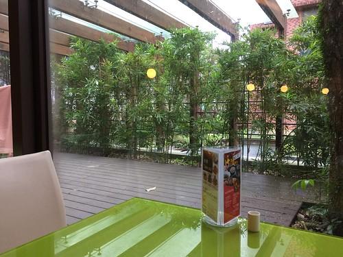 中研長虹西餐廳