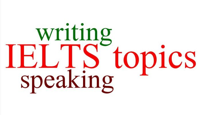 Ielts Topics for writing and speaking (with suggested answers)