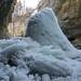 Fallen Ice in Tonti Canyon