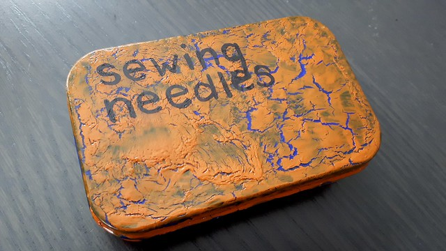 Sewing Needle Case 40